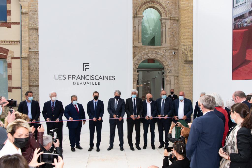© Sandrine Boyer Engel Inauguration Franciscaines-9 (2)
